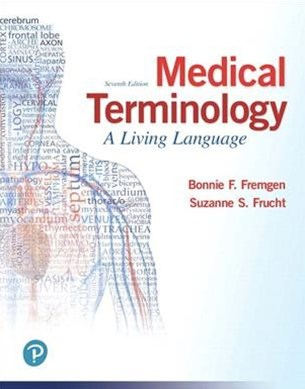 Medical Terminology + Mylab Medical Terminology Pearson Etext Access Card