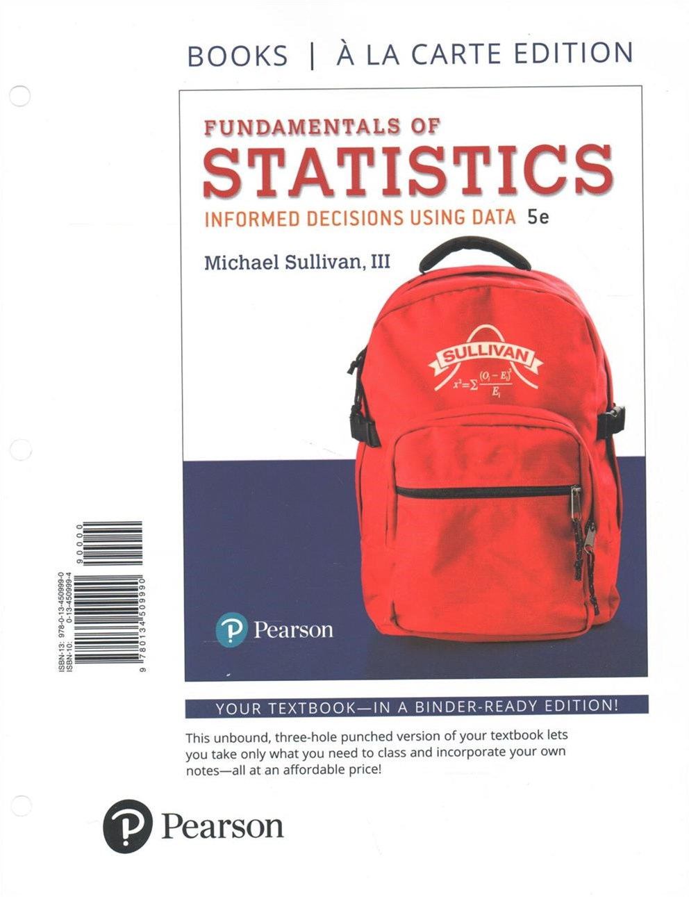 Fundamentals of Statistics + Mystatlab With Pearson Etext Access Card