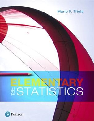 Elementary Statistics + Mystatlab With Pearson Etext