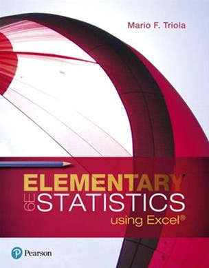 Elementary Statistics Using Excel Plus New Mystatlab With Pearson Etext