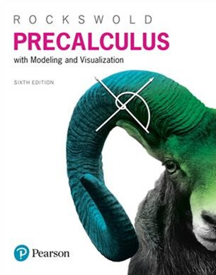Precalculus with Modeling and Visualization Plus MyMathLab with EText -- Title-Specific Access Card