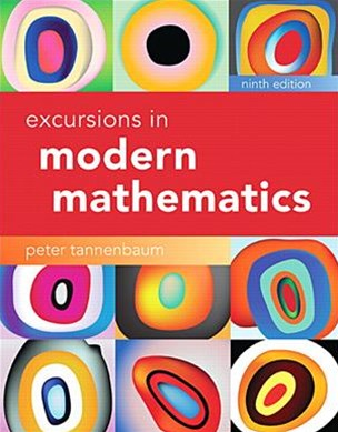 Excursions in Modern Mathematics Plus MyMathLab -- Access Card Package