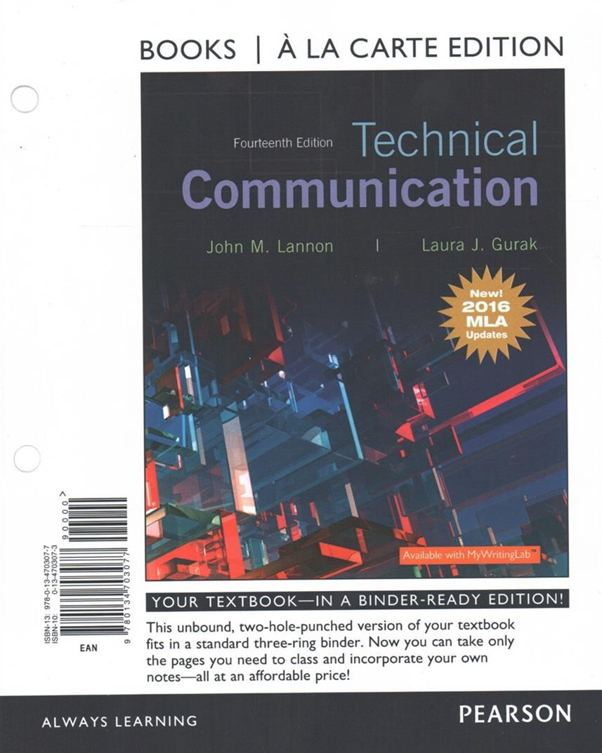 Technical Communication + Access Card