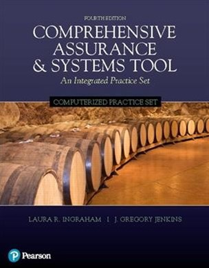 Computerized Practice Set for Comprehensive Assurance & Systems Tool