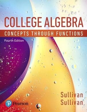 College Algebra + Mymathlab With Etext Title-specific Access Card