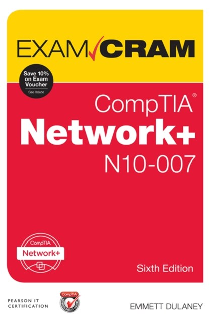 (ebook) CompTIA Network+ N10-007 Exam Cram