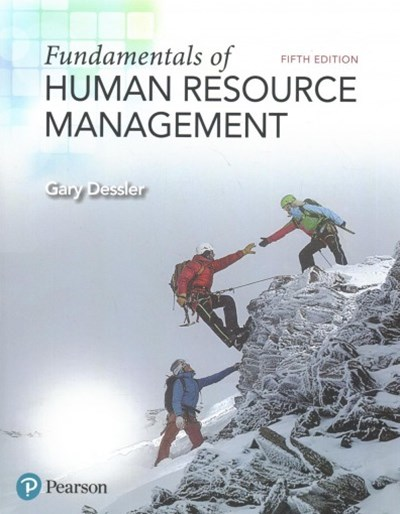 Fundamentals of Human Resource Management + Mylab Management With Pearson Etext Access Card