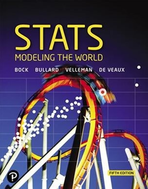 Stats + Mylab Statistics With Pearson Etext Access Card