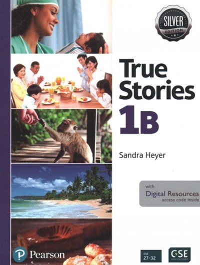 All New Easy True Stories Student Book With Essential Online Resources Level 1b
