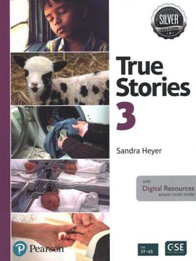 More True Stories Student Book With Essential Online Resources Level 3