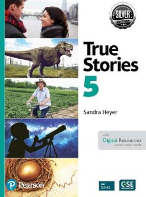 Beyond True Stories Level 5 Student Book With Essential Online Resources