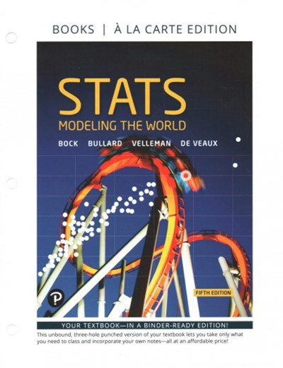 Stats + Mystatlab With Pearson Etext Access Card