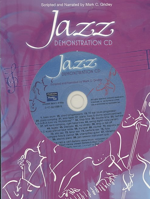 Jazz Demonstration Disc for Jazz Styles