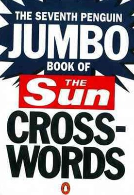 The Seventh Penguin Jumbo Book of Sun Crosswords