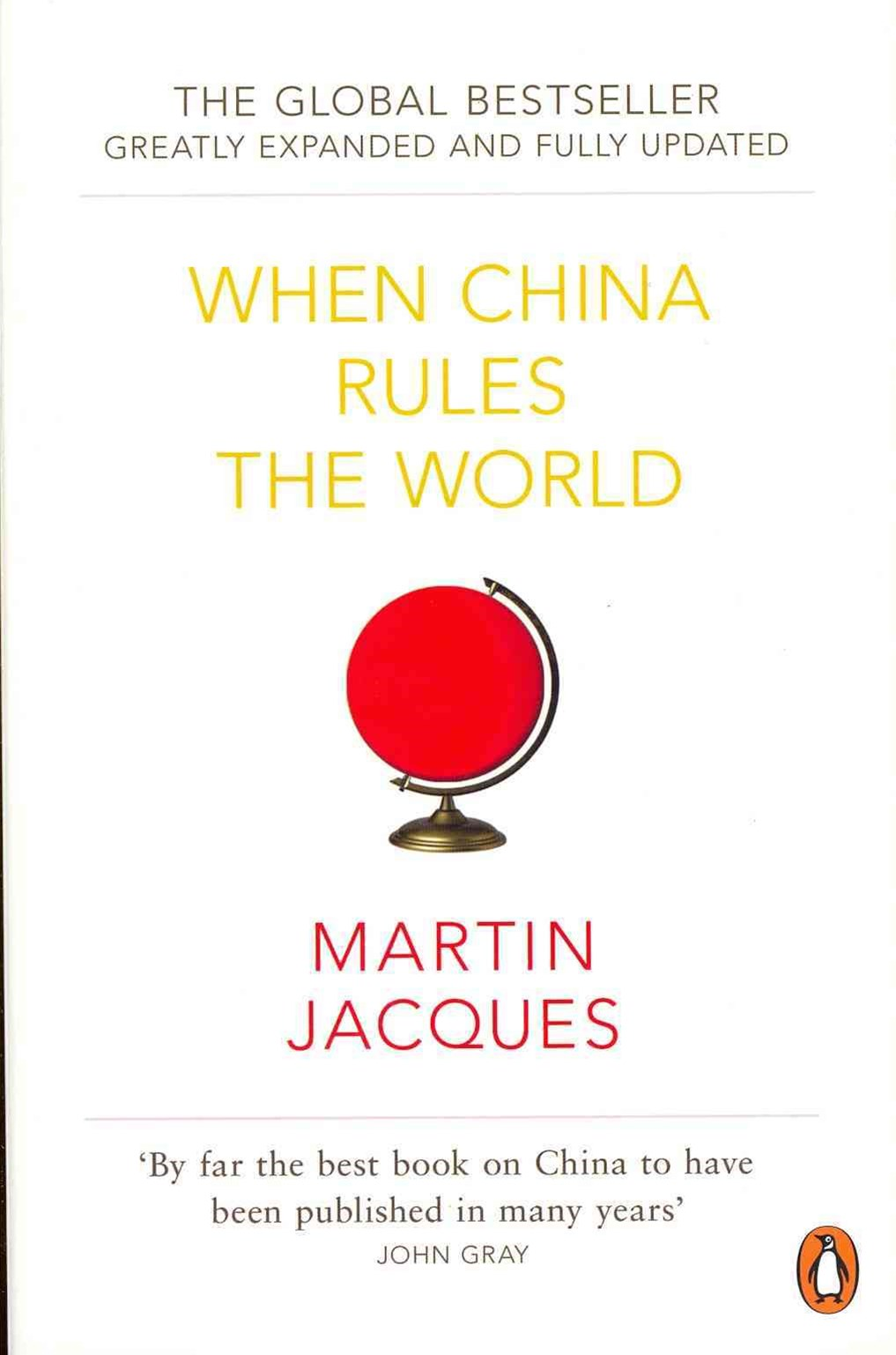 When China Rules The Worldnd The End Of The Western World