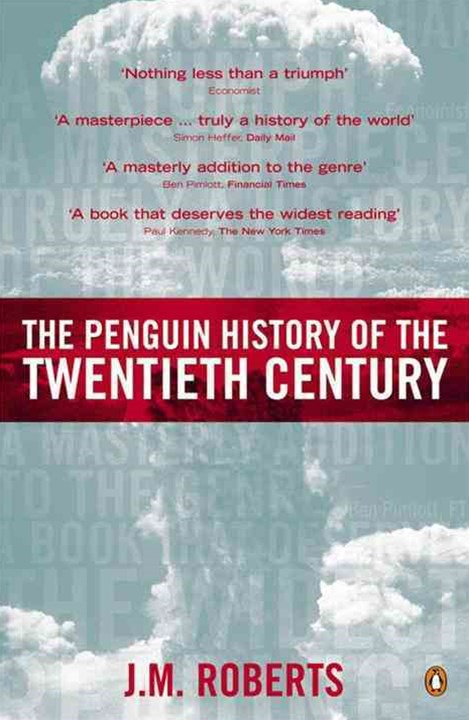 The Penguin History Of The Twentieth Century