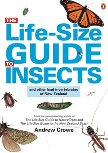 The Life-Size Guide to Insects by Andrew Crowe (9780140283457) - PaperBack - Pets & Nature Wildlife