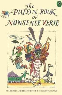 The Puffin Book Of Nonsense Verse by Quentin Blake (9780140366600) - PaperBack - Non-Fiction