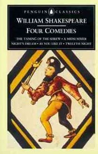 Four Comedies by William Shakespeare, G. R. Hibbard, Stanley Wells, H. J. Oliver, M. M. Mahood (9780140434545) - PaperBack - Poetry & Drama Plays