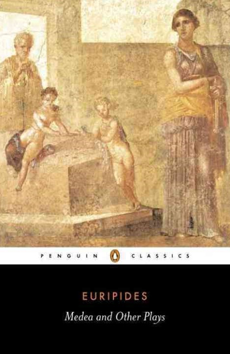 Medea And Other Playses/ Hippolyttus (Davie John Trans)