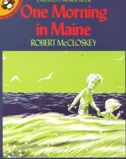 One Morning in Maine by Robert McCloskey (9780140501742) - PaperBack - Children's Fiction Intermediate (5-7)