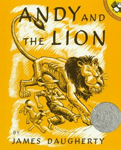 Andy and the Lion by James Daugherty (9780140502770) - PaperBack - Children's Fiction Intermediate (5-7)
