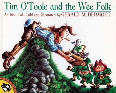 Tim O'Toole and the Wee Folk by Gerald McDermott (9780140506754) - PaperBack - Children's Fiction Intermediate (5-7)