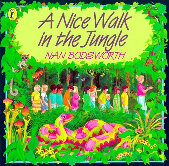 A Nice Walk In The Jungle