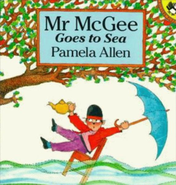 Mr Mcgee Goes To Sea