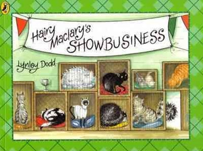 Hairy Maclary's Showbusiness