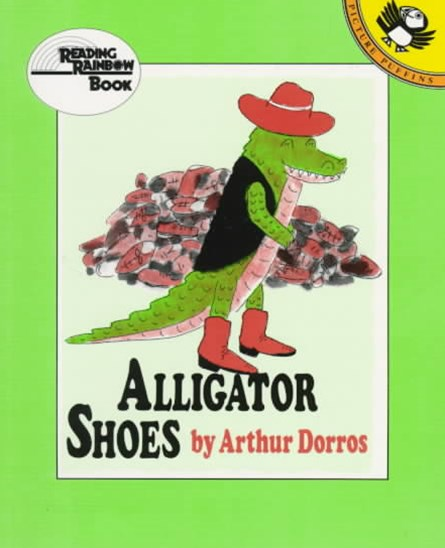 Alligator Shoes
