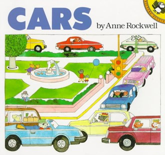 Cars by Anne F. Rockwell (9780140547412) - PaperBack - Non-Fiction Transport
