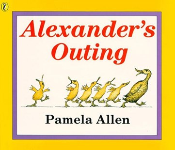 Alexander's Outing by Pamela Allen (9780140554786) - PaperBack - Children's Fiction