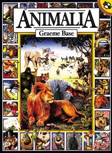 Animalia by Graeme Base (9780140559965) - PaperBack - Non-Fiction Animals