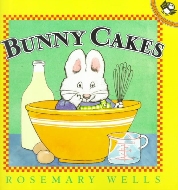 Bunny Cakes: Max & Ruby