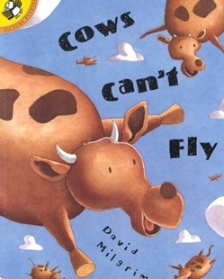 Cows Can't Fly by David Milgrim, David Milgrim (9780140567212) - PaperBack - Children's Fiction Intermediate (5-7)