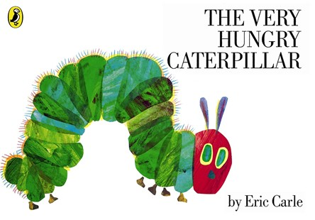 The Very Hungry Caterpillar by Eric Carle (9780140569322) - PaperBack - Children's Fiction Early Readers (0-4)