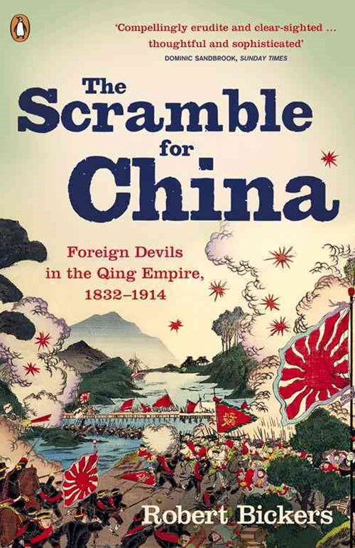 The Scramble For China, The1914