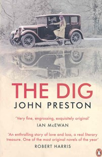 The Dig by John Preston (9780141016382) - PaperBack - Historical fiction