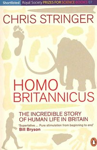 Homo Britannicus by Chris Stringer (9780141018133) - PaperBack - History European