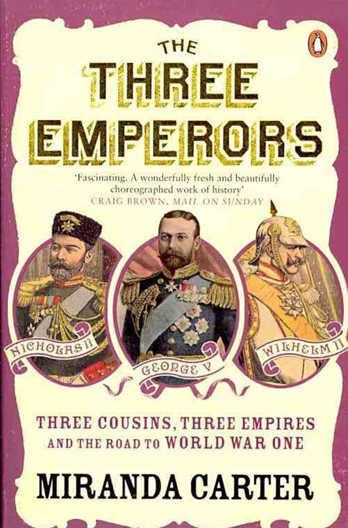 The Three Emperors, TheWorld War One
