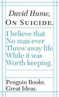 On Suicide by David Hume (9780141023953) - PaperBack - Philosophy Modern