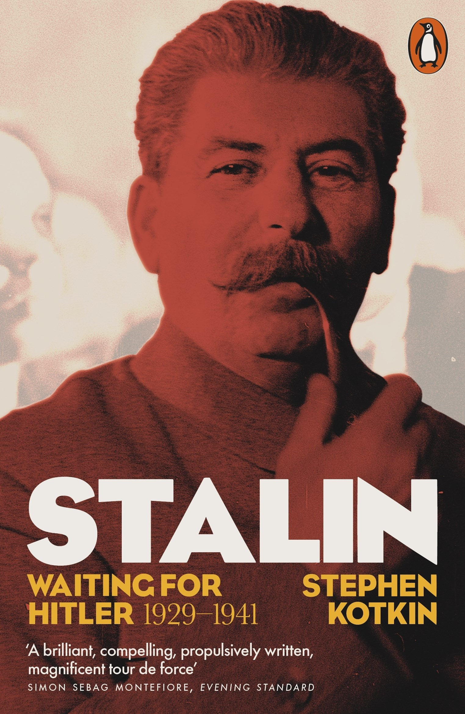 Stalin, Vol. II: Waiting for Hitler, 1929-1941