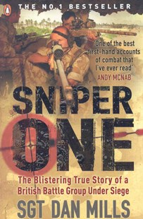 Sniper Oneoup Under Siege by Dan Mills (9780141029016) - PaperBack - Biographies General Biographies