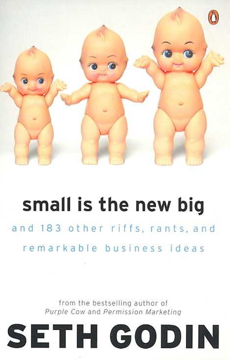 Small Is The New Bigble Business Ideas