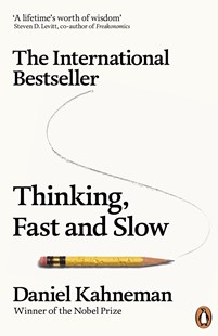Thinking, Fast And Slow by Daniel Kahneman (9780141033570) - PaperBack - Business & Finance Business Communication