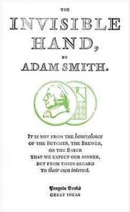 The Invisible Hand by Adam Smith (9780141036816) - PaperBack - Business & Finance Ecommerce