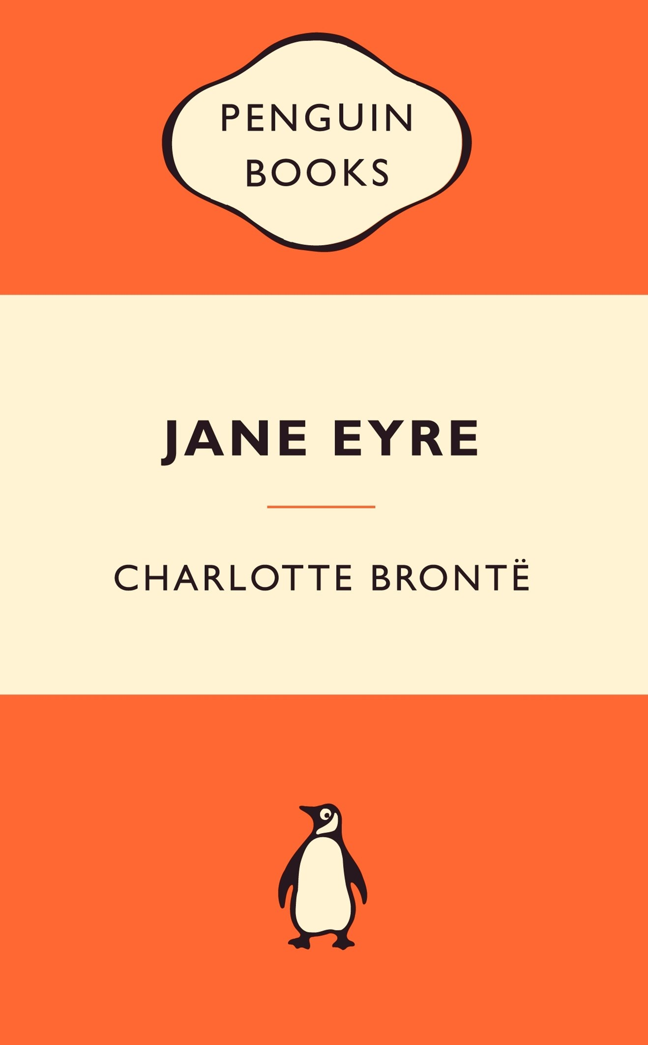 Jane Eyre: Popular Penguins