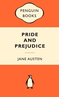 Pride and Prejudice: Popular Penguins by Jane Austen (9780141037516) - PaperBack - Classic Fiction