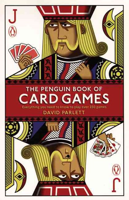 The Penguin Book Of Card Games, Thelay Over250 Games